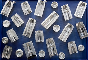Custom Packaging- Specialized molds for plastic containers